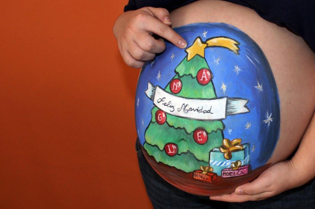 Body painting para embarazadas con sesión de fotos, un recuerdo único de tu embarazo.